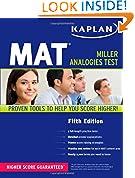 Kaplan MAT (Kaplan Test Prep)