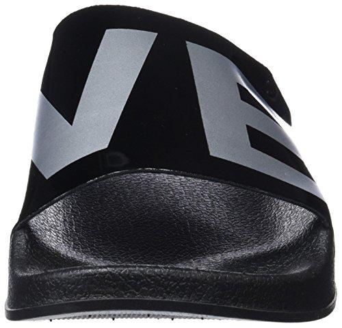 Ouvert Bout 48007 Noir Xti Sandales Black Femme xwRddOqt