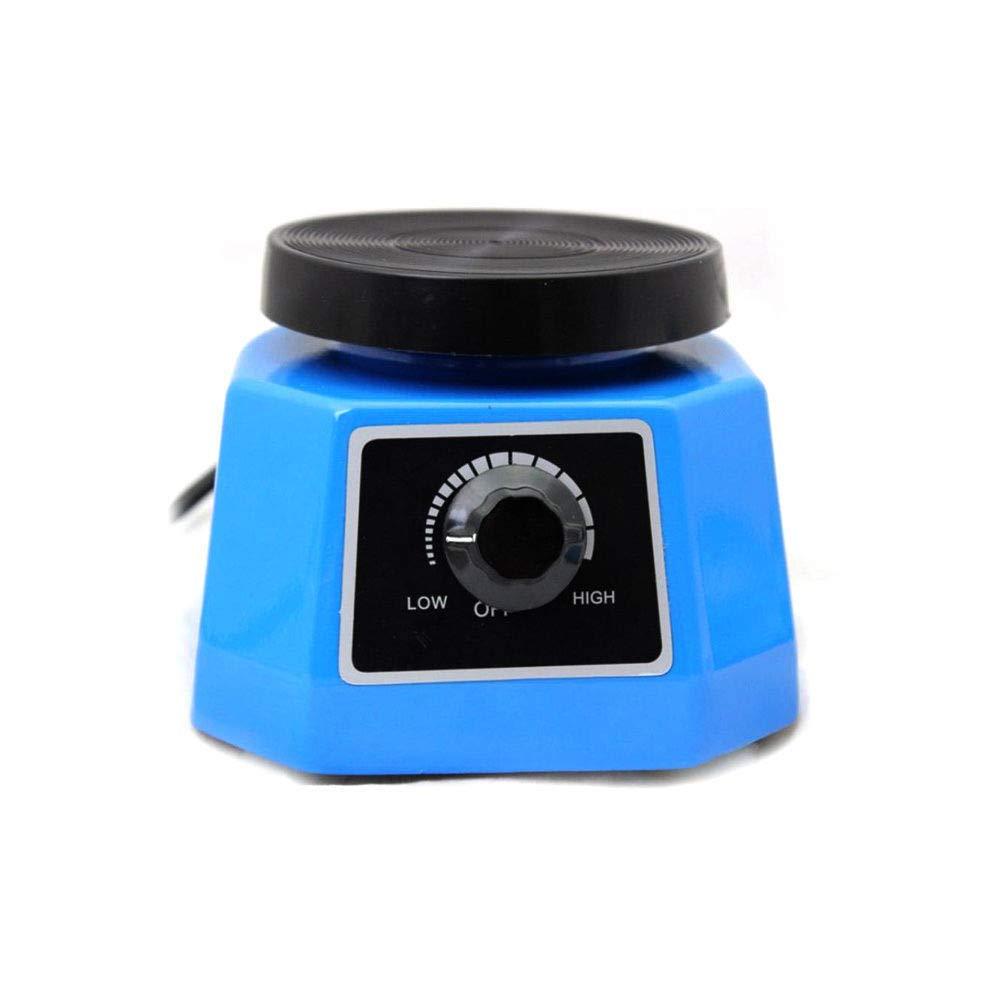VPABES Dental Vibrator Round Shape Rubber Vibration Plate Equipment Medical Shaker Oscillator 100W