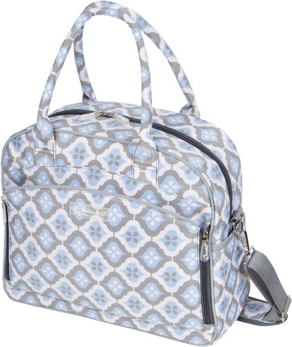 The Bumble Collection Dana Day Tripper, Sky Blue Montage, Large