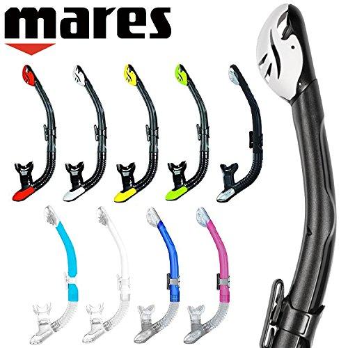 【爆買い!】 ドライスノーケル WH mares マレス B071H9PMTS エルゴ マレス ドライ ダイビング 軽器材 B071H9PMTS WH WH, はきものや:e658c099 --- pizzaovens4u.com
