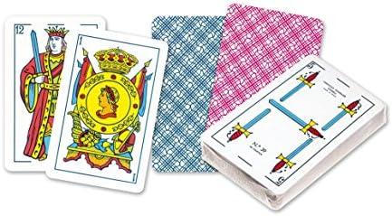 Fournier - Baraja Española Titi, 40 Cartas, Multicolor (F20987): Amazon.es: Juguetes y juegos