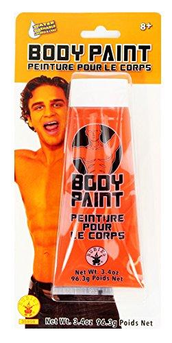 Cream Costume Body Paint (Orange)