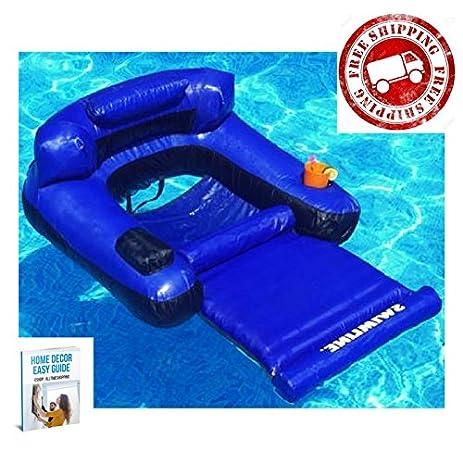 Nylon Convertible Pool Lounge