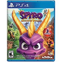 Spyro Reignited Trilogy for PlayStation 4 by Activision