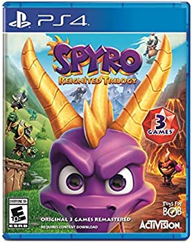 Spyro Reignited Trilogy for PS4 or Xbox One