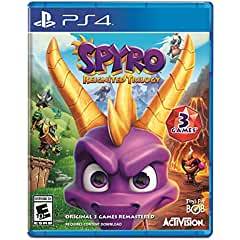 Spyro Reignited Trilogy has arrived for PlayStation 4 and Xbox One from Activision
