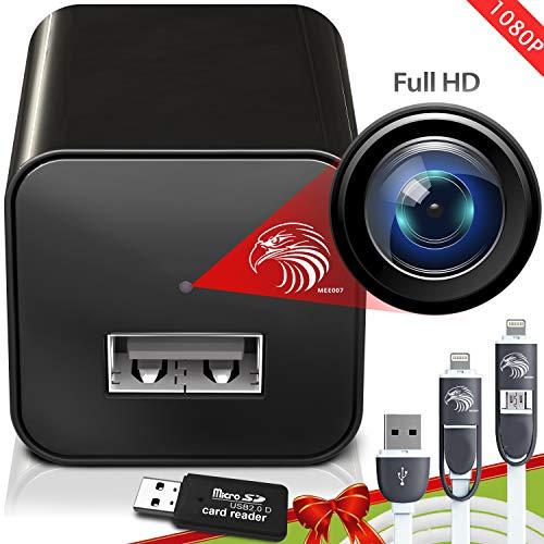 Spy Camera Charger Hidden