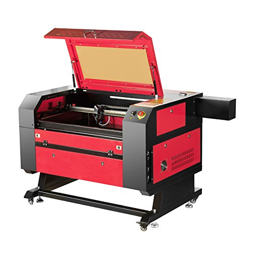Orion Motor Tech 100W Co2 Laser Engraving Cutting Machine
