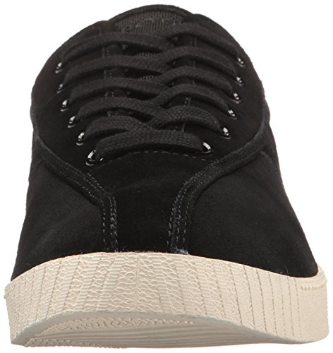 Tretorn Mens NYLITE16PLUS Sneaker Black With White Sole gSR18Pn