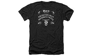 Misfits - Ouija Board - Adult Heather T-Shirt - Large