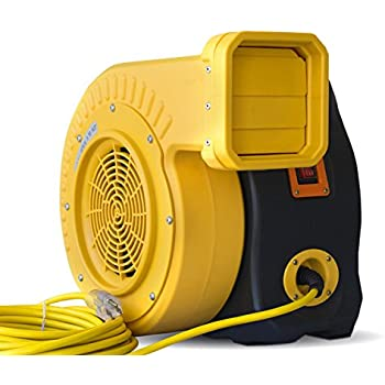 Amazon Com Zoom Blowers Bounce House Blower 3 0 Hp Xlt