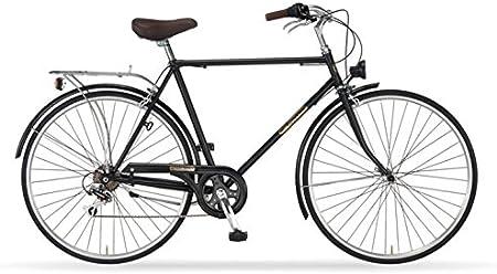 Alpina Bike Condor - Bicicleta para Hombre, 54 cm, Color Negro: Amazon.es: Deportes y aire libre