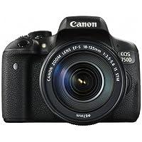 Canon 750D 18-135mm IS STM DSLR Fotoğraf Makinesi