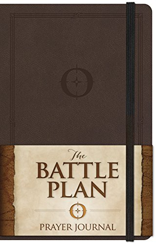 - The Battle Plan Prayer Journal