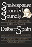 Shakespeare Sounded Soundly, Delbert Spain, 0884962741