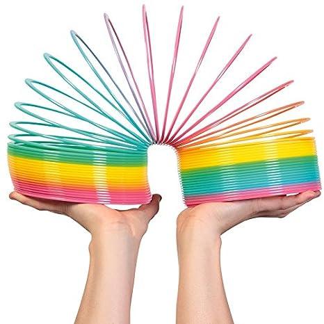 Novelty & Gag Toys Helpful Bohs Circle Rainbow Spring Kindergarten Gift Superior Performance