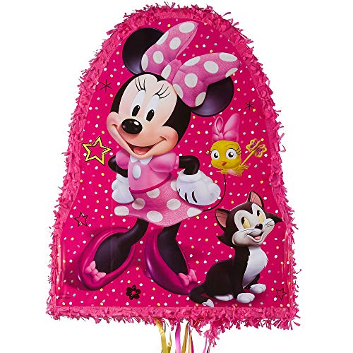 Amscan Minnie Mouse Happy Helpers Pinata -