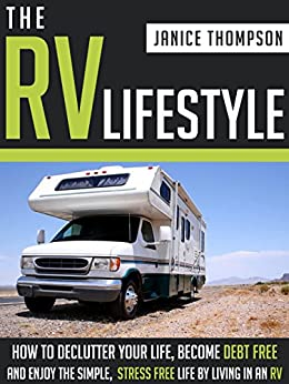 RV Lifestyle Declutter Financially Independent ebook product image