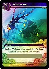 The World of Warcraft Trading Card Game is based on the MMORPG by Blizzard Entertainment and features great gameplay, awesome Loot that can be redeemed for in-game items, and a robust tournament program. Players can fight against each other o...