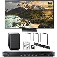 Sony Z9D 65 4K HDR Ultra-High Definition Android TV w/ HT-ST9 Sound Bar & TV Wall Mount