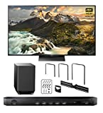 """Sony Z9D 65"""" 4K HDR Ultra-High Definition Android TV w/ HT-ST9 Sound Bar & TV Wall Mount"""