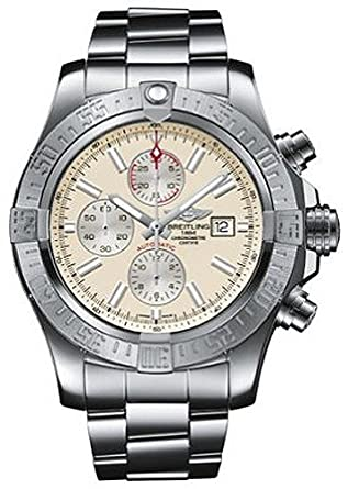 36f9c8b815b Image Unavailable. Image not available for. Color  Breitling Super Avenger  Ii Mens Watch ...