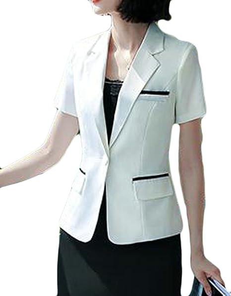 Amazon.com: pandapang Casual de manga corta para mujer ...