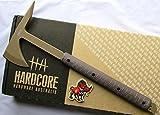 Hardcore Hardware Australia BFT01-GT Tactical Tomahawk Tan Teflon Finish Review