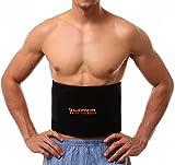 Liomor-Waist-Trimmer-Belt-Weight-Loss-Belt-Slimming-Belt-Tummy-AB-Belt-for-Women-Men-One-Size-8-Wide-x-41-Long