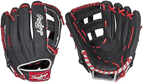Rawlings Heart of The Hide Dual Core Baseball Glove, Right Hand, Pro H Web, 12-1/2 Inch