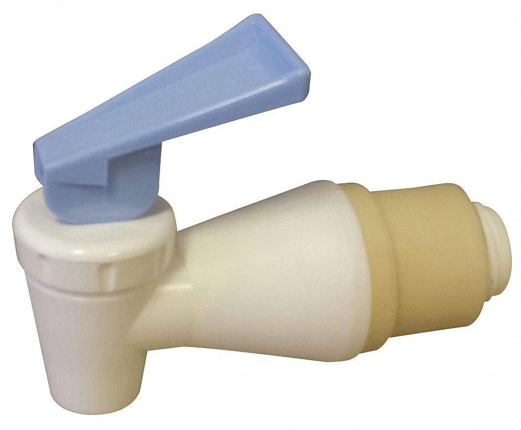 NOWON Dispensador de Agua fr/ía M/áquina Grifo Interruptor de Salida de pl/ástico Piezas de Repuesto Nuevo