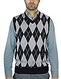Product review for Blue Ocean Argyle Jacquard Sweater Vest