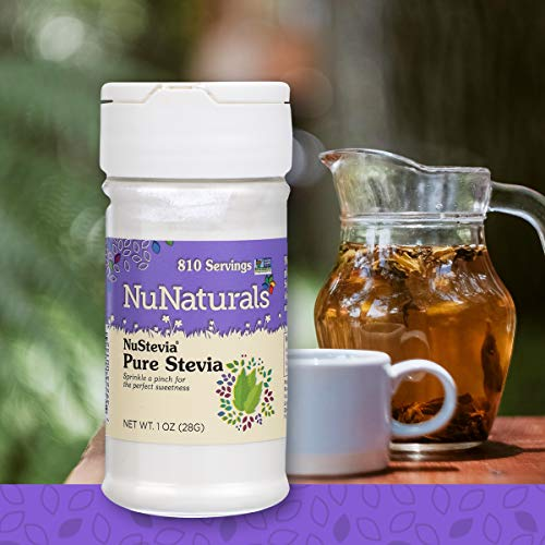 Nunaturals, Stevia Extract, 1 Ounce