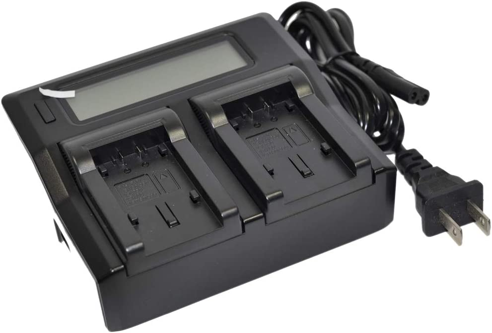 4X VW-VBT380 Battery+Charger AC Wall Dual LCD for panasonic VWVBT380 VW-VBT190 HC-V110 V160 V180 W570 W580 W850 WX979 WX90 WX970 WX990 WXF990 WXF999 V210 V250 V260 V270 V380 V520 V550 V720 V750 V770
