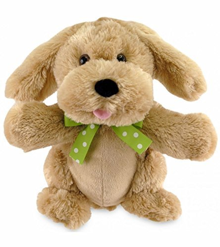 My Little Puppy Animated Clap Your Hands Singing Plush Puppy Toy by Cuddle Barn