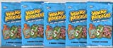 Topps Wacky Packages - Stickers Series 8 - 5 Pack