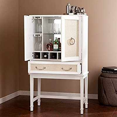 Southern Enterprises Parita Bar Cabinet