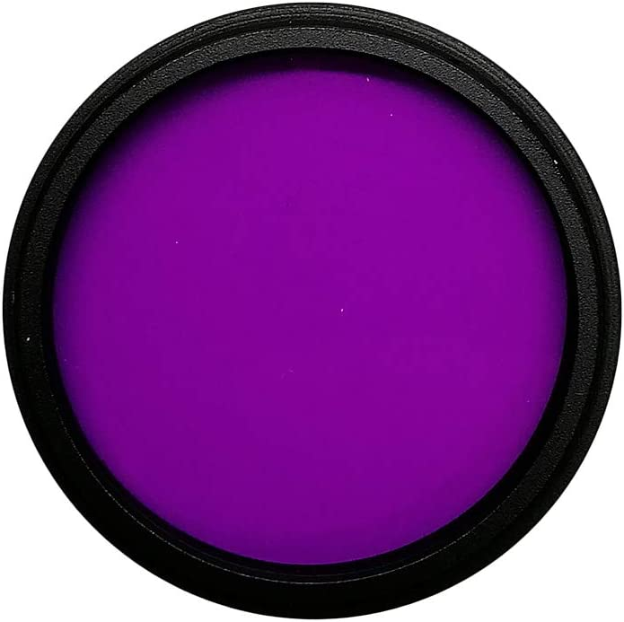Balaweis 37mm Red Full Color Lens Filter for DSLR Camera Lens Accessory with 37MM Filter Thread