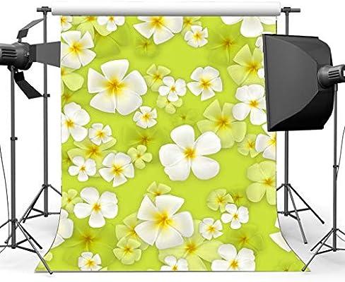 Adacrazy 3x5ft Süße Baby Shower Hintergrund Bokeh Kamera