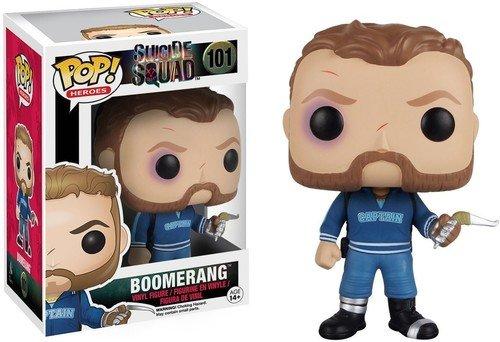 Funko Pop! - Boomerang  Suicide Squad