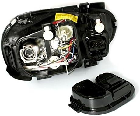 KG 960472 Scheinwerfer Set Klarglas Chrom AD Tuning GmbH /& Co
