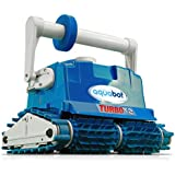 Aquabot ABTRT2R1 Turbo T2 In-Ground Robotic Swimming Pool Cleaner with Aqua Buggy Cart