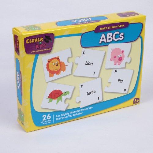Match & Learn Animal ABCs
