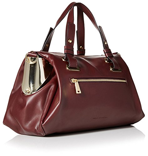 gold Connection Satchel French Women's Biker Nixon Berry YZpFpwx