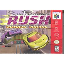 San Francisco Rush Extreme Racing - Nintendo 64