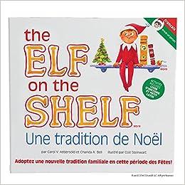 Tradition De Noel The Elf on the Shelf®: Une tradition de Noël (Garçon