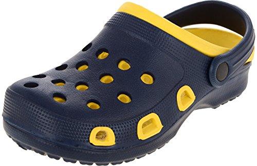 APL Boys' EVA Sandals (Blue & Yellow, 7 UK) (B0177Q1SUA) Amazon Price History, Amazon Price Tracker