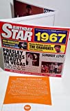 1967-Birthday-Gift-1967-Chart-Hits-CD-and-1967-Birthday-Card
