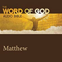 The Word of God: Matthew Audiobook by  Revised Standard Version Narrated by Sean Astin, Neal McDonough, Malcolm McDowell, Brian Cox, Stacy Keach, Hill Harper, John Rhys Davies